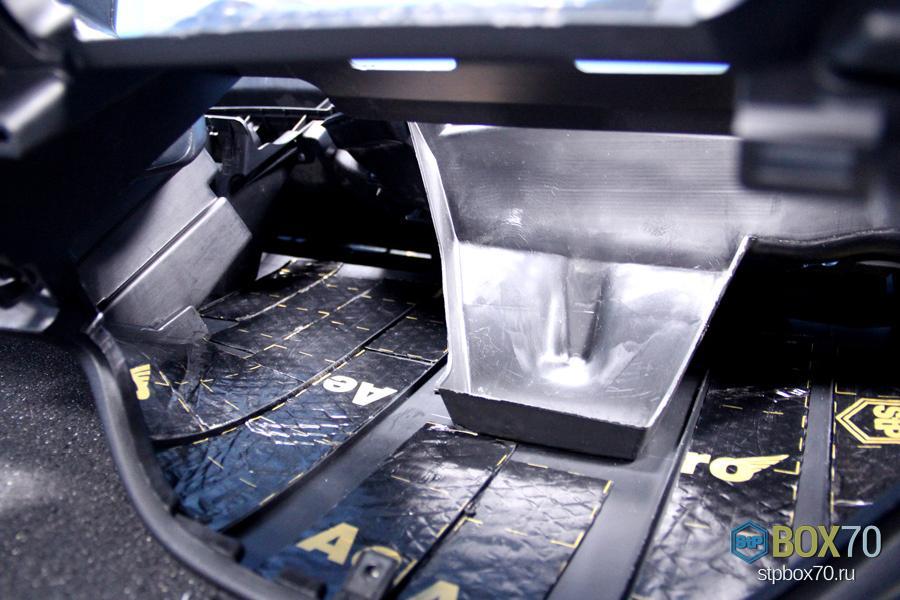 С подвале стяжка в гидроизоляцией пола